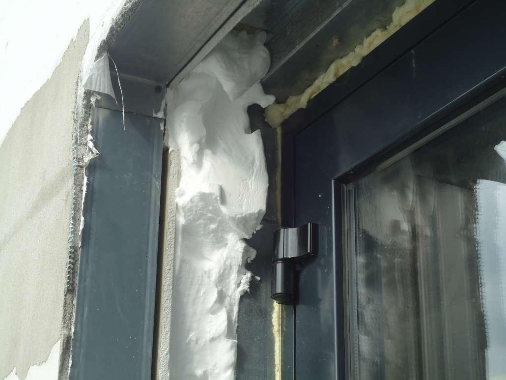 isolamento termico di finestre