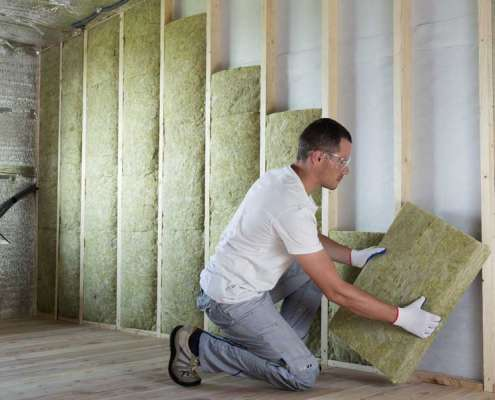 Isolamento termico per risparmiare energia e vivere una casa green