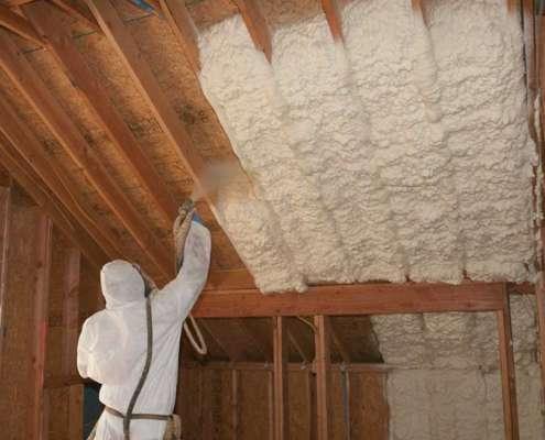Coibentazione casa: punta all'isolamento termico